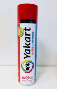 Extintor personalizado Extpray Yakart