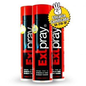 extpray extintor para casa