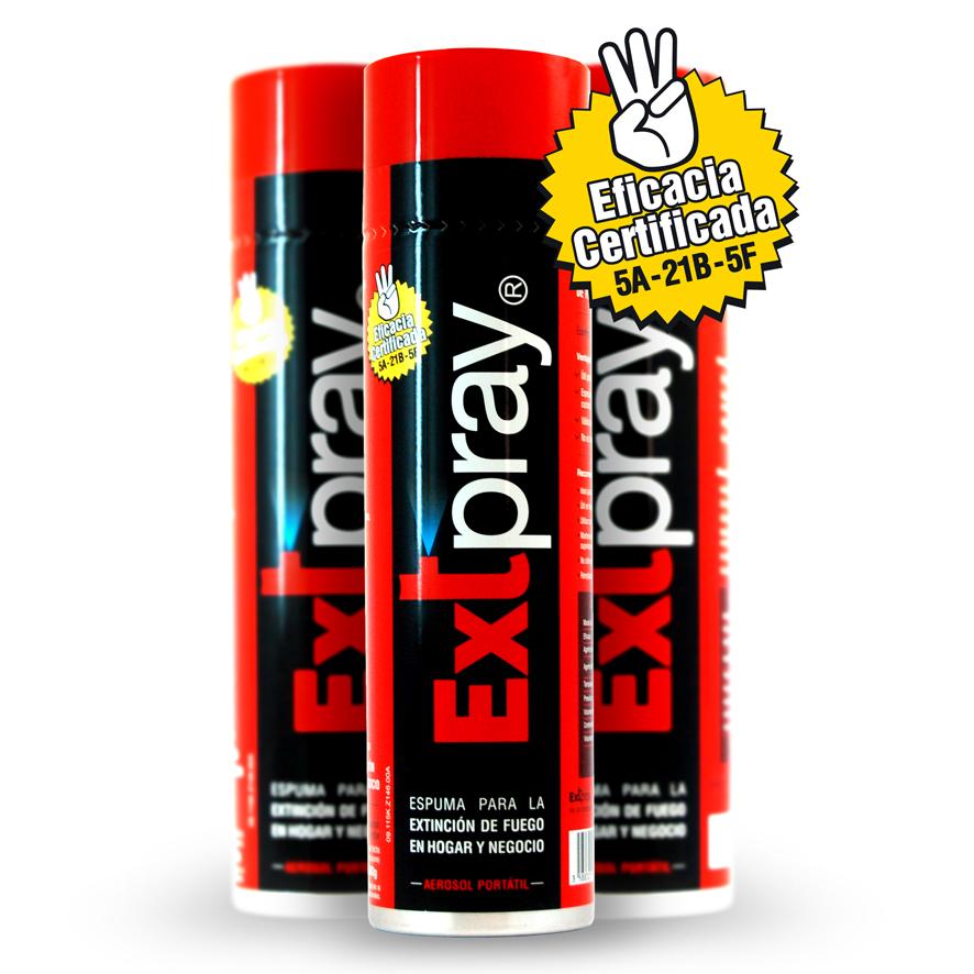 El mejor extintor para casa compra ahora extpray con env o gratis - Extintor para casa ...