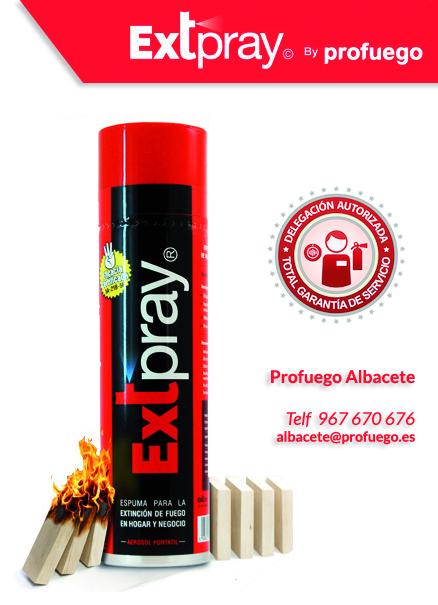 Extintores Albacete